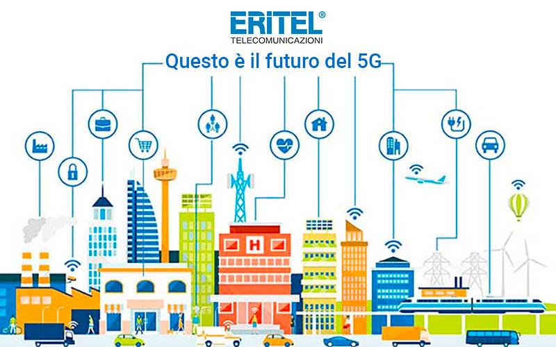 tecnologia 5G per il futuro delle telecomunicazioni