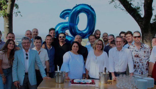ERITEL festeggia 20 anni