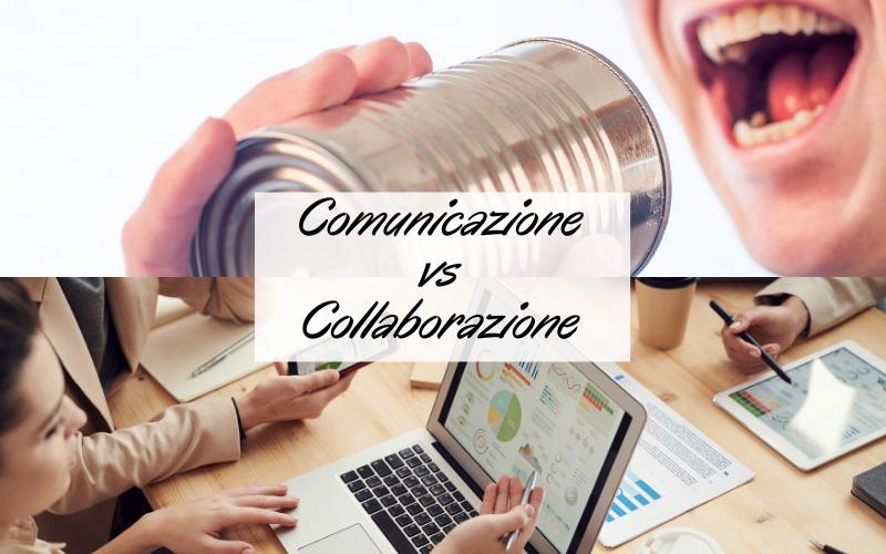 comuniczione collaborazione